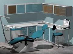 The furniture is stomatologic, a guarantee