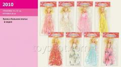 Кукла Принцесса 2010,  720шт/4,  8 видов,  в...