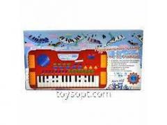 Пианино 952 Музыкальный центр, бат., кор., 36 см
