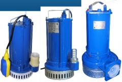 Submersible drainage electric pumps GNOM