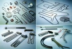 Electric heating elements of all types
