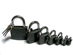 LXCP padlock