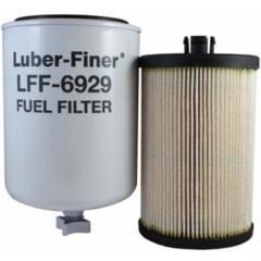 Фильтр топливный RE525523, RE541746, комплект John