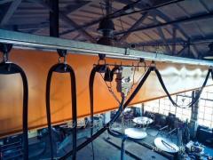 Кабель плоский для подвесной крановой системы |
