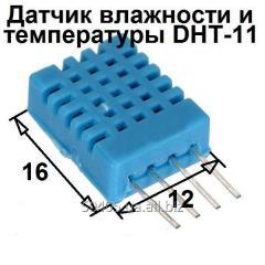 Датчик влажности и температуры DHT11, влагомер