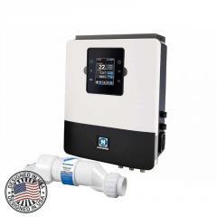 Соляные хлоргенераторы для бассейнов