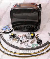 Авто гидравлический комплект  SCANIA GRS 905