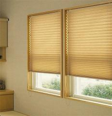 Curtains accordion pleats, the price, photo to