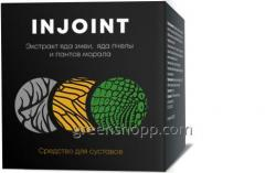 Injoint (Indzhoint) - invisible gel plaster for joints