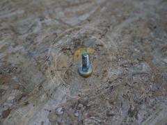 Болт задвижки веревки Фамарол Z511
