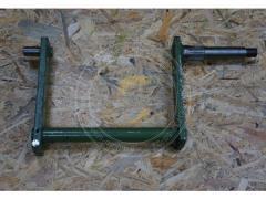 Вал привода граблин П-образный коленвал Сипма Z224