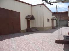 Завод по производству тротуарной плитки