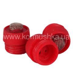 Заглушка-фильтр для нутриевой ниппельной поилки