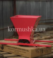 Дробилка для винограда эмалированная сталь