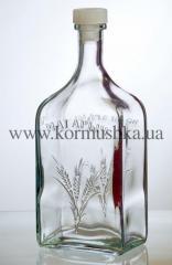 Бутыль 1,2 л магарыч Украина