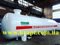 Резервуар для хранения сжиженных углеводородных