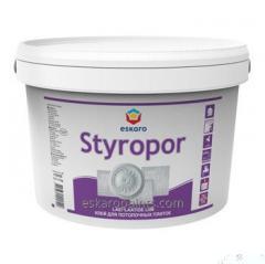 اللاصقة لمنتجات البوليسترين جاهزة للاستخدام Eskaro Styropor 2،1l