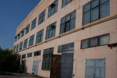 Промышленные помещения.
