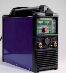 Welding system for fast, safe and reliable