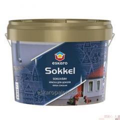 Paint for socles of Eskaro Sokkel 9.5l