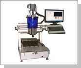 The milling and engraving machine with ChPU in