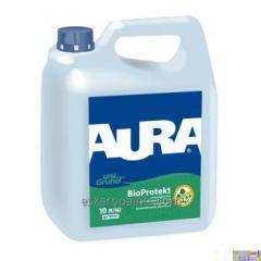 Przeciwgrzybiczym ujędrniający podkład Aura Unigrund Bioprotekt 10l