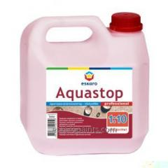 Raffermissant mortiers modificateur de concentré d'amorçage Eskaro Aquastop Professional 10l