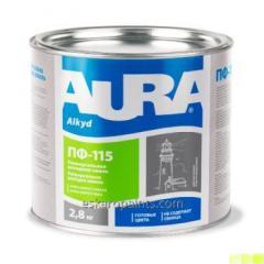 יוניברסל Alkyd אמייל עמיד Aura PF-115