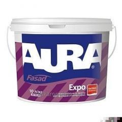 צבע אוניברסלי עבור 10L אקספו חזיתות פנים Aura Fasad