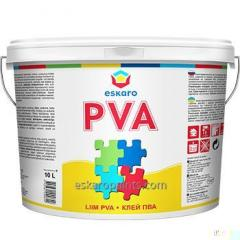 The PVA all-purpose adhesive for internal works