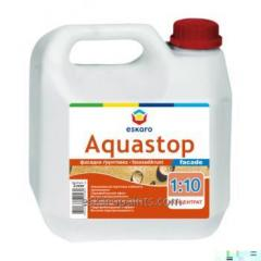 Foran første Concentrate 01:10 Eskaro Aquastop Fasade 10l