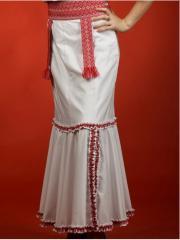 The embroidered skirt - vyshivanka C 6