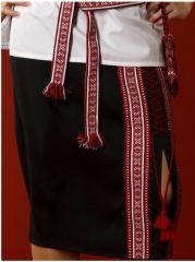 Вышитая юбка - вышиванка С 19