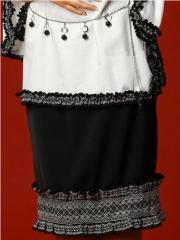 Вышитая юбка - вышиванка С 42