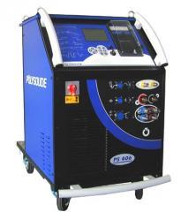 Power supply for orbital welding PS 406