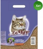 Наполнитель для туалета Ля Мурр МАКСИ с запахом