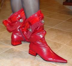 Half boots of Boots - Kozachok Lambriken, Kiev