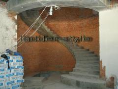 Concrete ladders Kiev