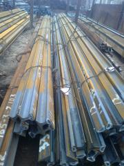 Rails crane KP100