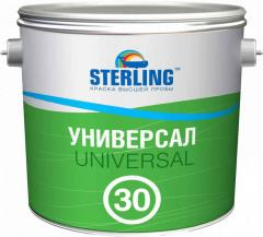 "Soil-paint alkidny Sterling ""KORROSTOP 30"