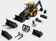 Навесное оборудование для дорожно-строительной