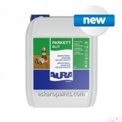 Verniz decorativas e de proteção para parquet Aura Luxpro Parkett Elit 5L