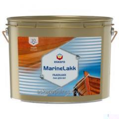 Barniz alquídico-uretano de 2,4 litros yates Eskaro Marina lakk