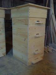 Ульи деревянные