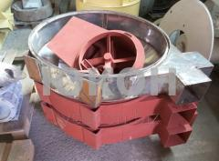 Крышка гранулятора ОГМ 0.8
