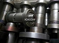Вал ролика ОГМ-0,8 в комплекте с крышками ролика