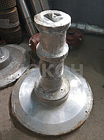Планшайба пресс гранулятора ОГМ 0,8. Комплектующие