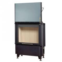 Топка Radiante 550/10/57-66.29 H ECOplus, черная рамка (Hark)
