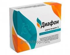 Капсулы Диафон от сахарного диабета