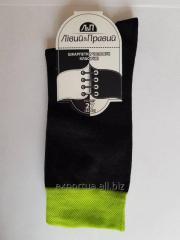 Socks for men 100% cotton  (color - in assortment)